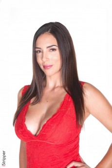 Sinful Red Dress - Jelena Jensen Stripper Name