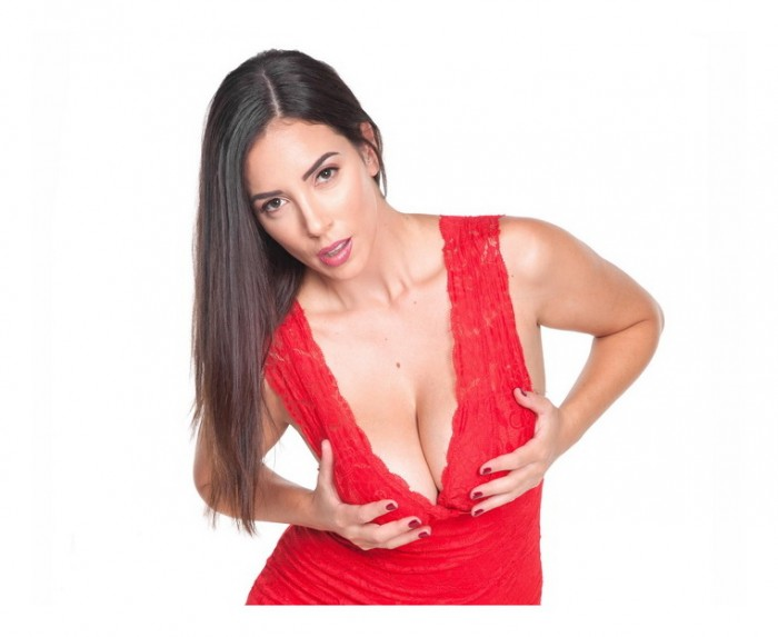 Sinful Red Dress