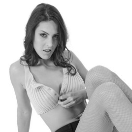 Copy of A brunette from sexy Spain6