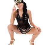 Nekane On fire - Nekane Stripper Name