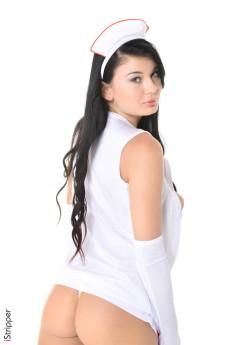 Lucy Li is hot nurse! - Lucy Li Stripper Name