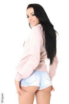 Girl from Slovakia - Sapphira A Stripper Name